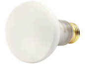Bulbrite 280250 50R20/TF 50W 130V R20 Safety Coated Reflector Flood E26 Base