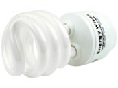 Bulbrite 509818 CF18WW/GU24/DM 18W Dimmable Warm White GU24 Spiral CFL Bulb
