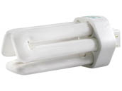 Bulbrite 524328 CF18T835/E 18W 4 Pin GX24q2 Neutral White Triple Twin Tube CFL Bulb