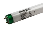 Philips Lighting 281568 F32T8/TL850/ALTO 32W Philips 32W 48in T8 Bright White Fluorescent Tube