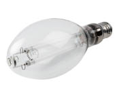 Plusrite FAN2013 LU1000/ED37 1000W Clear ED37 High Pressure Sodium Bulb