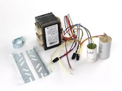 Universal S150MLTLC30500K Core and Coil Ballast Kit For 150W High Pressure Sodium Lamp 120V to 277V