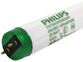 Philips Lighting 280792 F32T8/ADV850/XEW/ALTO 25W Philips 25W 48in Long Life T8 Bright White Fluorescent Tube