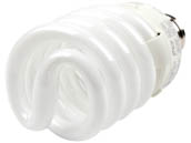 TCP TEC48923-27K 4892327K 23W Warm White Spiral CFL Bulb, E26 Base