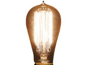 Bulbrite 136019 NOS60-1910 60W 120V ST18 Nostalgic Decorative Bulb, E26 Base