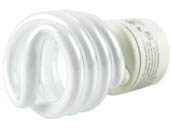 TCP TEC33123SP-35K 33123SP35K 23W Neutral White Spiral CLF Bulb, GU24 Base