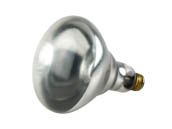 Bulbrite 714725 250BR40H/TC 250W 130V BR40 Safety Coated Heat Lamp, WARNING:  THIS BULB IS NOT TO BE USED NEAR LIVE BIRDS.