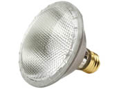 Plusrite FAN3503 55PAR30/ECO/FL/120 55W 120V PAR30 Halogen Flood Bulb