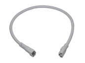 "American Lighting ALC-EX12-WH 12"" Linking Cable for LED Complete 2 and LED 3-Complete Undercabinet Fixtures - White"
