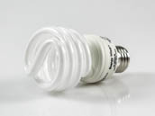 Bulbrite 509119 CF18SD/LM 18W 120V Bright White Spiral CFL Bulb, E26 Base