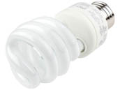 TCP TEC801014-41 80101441K 14W Cool White Spiral CFL Bulb, E26 Base