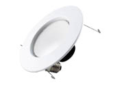 "TCP LED14DR5630K Dimmable 14 Watt 5""/6"" 3000K Recessed LED Downlight"