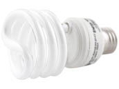 Bulbrite 509019 CF18WW/LM 18W 120V Warm White CFL Bulb, E26 Base