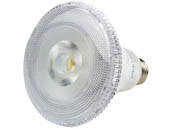 TCP LED14P30D30KFL Dimmable 13.5W 3000K 40° PAR30L LED Bulb, Wet Rated