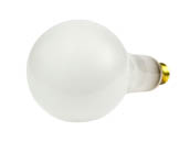 Topaz Lighting 300M/IF-19 300PS30/FR Topaz 300W 130V PS30 Frosted Bulb, E26 Base