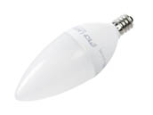 TCP LED5E12B1127KF Dimmable 5W 2700K Decorative LED Bulb