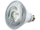 TCP LED14P30D30KSP Dimmable 13.5W 3000K 15° PAR30L LED Bulb, Wet Rated