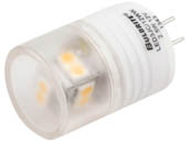 Bulbrite B770513 LED3JC/12WW Non-Dimmable 2.5W 12V 3000K JC LED Bulb