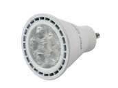 TCP LED7MR16GU1041KFL Dimmable 7W 4100K 40° MR16 LED Bulb, GU10 Base