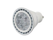 TCP LED7MR16GU1030KFL Dimmable 7W 3000K 40° MR16 LED Bulb, GU10 Base
