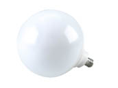 TCP 1G2509C 9W Warm White G25 CFL Bulb, E12 Base