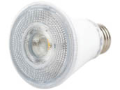 TCP LED8P20D27KFL Dimmable 7W 2700K 40° PAR20 LED Bulb, Wet Rated
