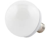TCP LED8G25D30KF Dimmable 8W G25 Globe LED Bulb