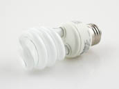 TCP 252207 1ES13DLB3 60 Watt Incandescent Equivalent, 13 Watt, 120 Volt Bright White Spiral CFL Bulb