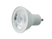 TCP LED7GU10MR1630KFL Dimmable 5W 3000K 40° MR16 LED Bulb, GU10 Base
