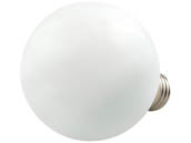 Bulbrite 505113 CF14G25CW/E 14W G25 Cool White CFL Bulb, E26 Base