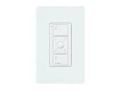 Lutron Electronics PJ2-WALL-WH-L01 Lutron Pico Remote Control Wall Mounting Kit for Caseta Wireless