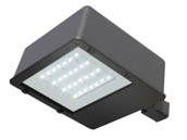 NaturaLED 7121 LED-FXSB110/3S/50K/DB-SF 400 Watt Equivalent, 110W Area LED Light Fixture, Slip Fitter Mounting, 5000K