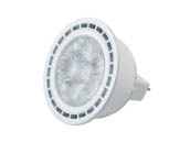 TCP LED712VMR16V24KNFL Dimmable 7W 2400K 20° LED MR16 LED Bulb, GU5.3 Base