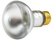 Bulbrite 221045 45R20SP3 45W 130V R20 Reflector Spot Bulb, E26 Base