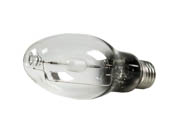 Plusrite 1261 CMH150/U/ED17/4K 150W Clear ED17 Protected Cool White Metal Halide Bulb