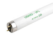 Ushio 3000621 F28T8ES/835 28W 48in T8 Neutral White Fluorescent Tube