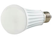 TCP LED13A21DOD50K Dimmable 13W 5000K A21 LED Bulb, Enclosed Rated