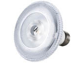 TCP LED10P30SD27KFL Dimmable 10W 2700K 40° PAR30S LED Bulb, Wet Rated