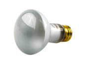 Bulbrite 220045 45R20FL3 45W 130V R20 Reflector Flood Bulb, E26 Base