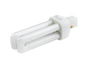 TCP 32013Q 13W 2 Pin Warm White Quad Double Twin Tube CFL Bulb