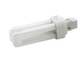 TCP 32013Q41K 13W 2 Pin Cool White Quad Double Twin Tube CFL Bulb