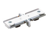 Philips Lighting 9149WH Philips Lightolier Lytespan Radius Track Mini Coupler, Matte White