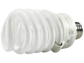 TCP 48927-41K 48927 (4100K) 27W Long Life Cool White Spiral CFL Bulb