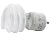 TCP 33118SP 18W Warm White GU24 Spiral CFL Bulb