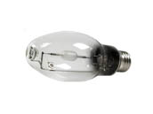 Plusrite 1258 CMH100/U/ED17/3K 100W Clear ED17 Warm White Ceramic Metal Halide Bulb