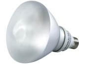 Bulbrite 511627 CF23R40CW/E 23W R40 Cool White CFL Bulb, E26 Base