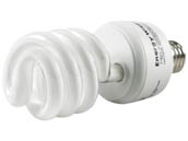 Bulbrite 515027 CF26WW/3WAY 12, 20, 26W 3Way Spiral CFL Bulb, E26 Base