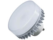 MaxLite 76902 9PUAGUDLED30 Dimmable 9W 3000K LED Puck Bulb, GU24 Base