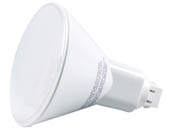 Green Creative 97670 11PLVG4/830/DIR 11W 4 Pin Vertical 3000K G24q LED Bulb, Uses Existing Ballast