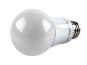TCP LED10A19DOD50K Dimmable 10 Watt 5000K A-19 LED Bulb, Enclosed Rated